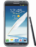 Galaxy Note II CDMA